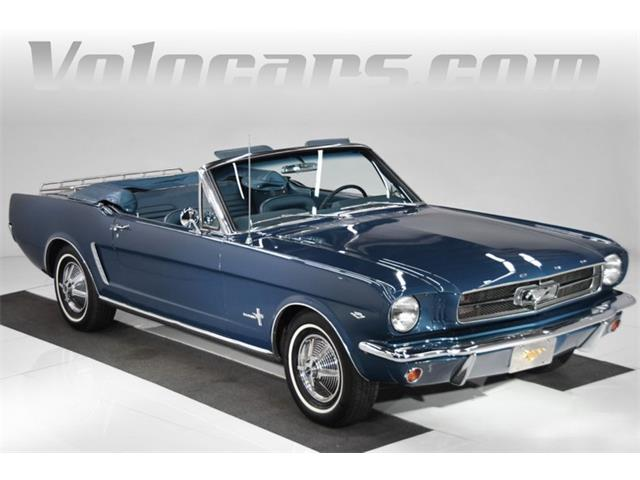 1965 Ford Mustang (CC-1265139) for sale in Volo, Illinois