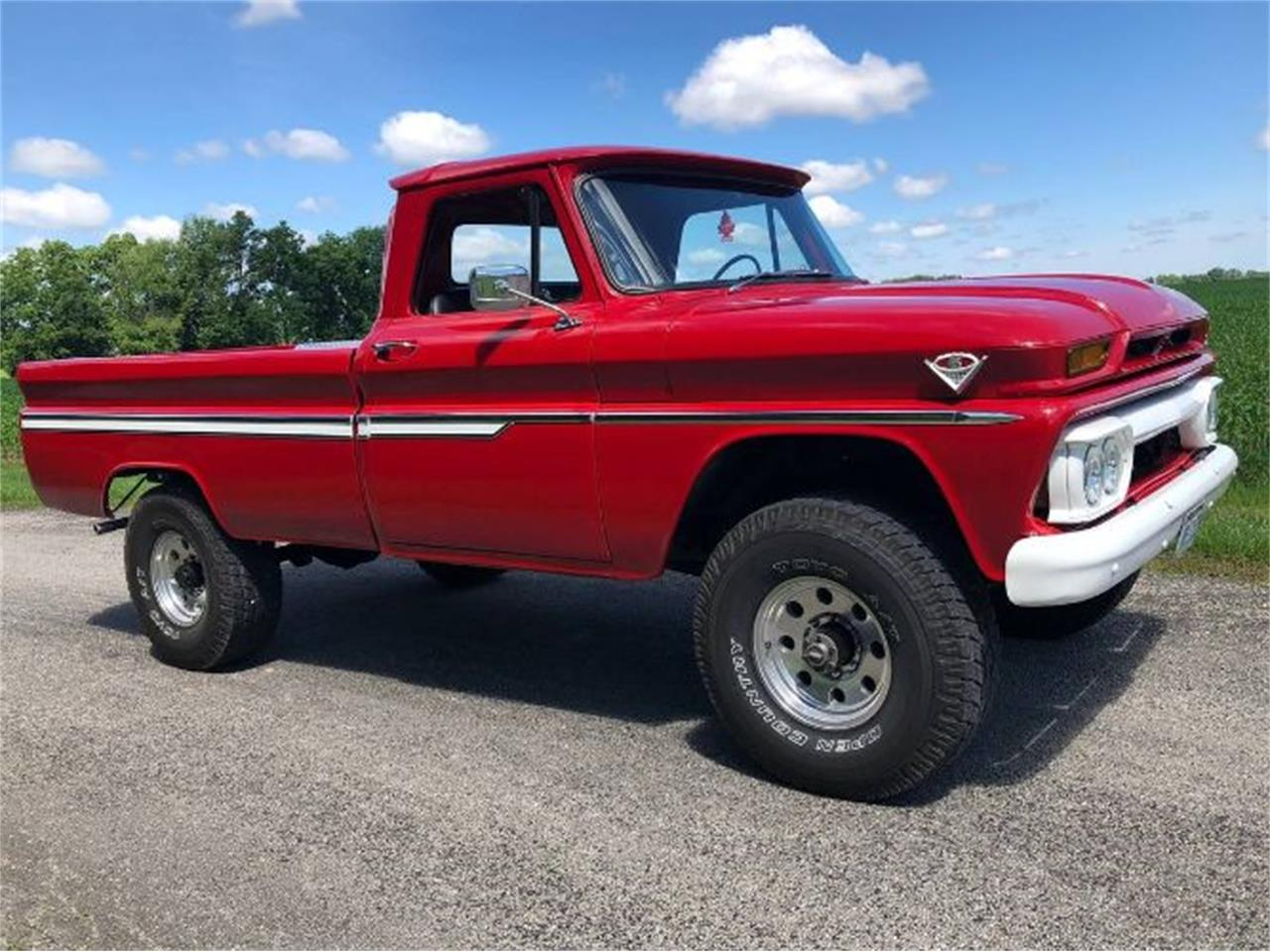 1965 GMC K1500 (CC-1260521) for sale in Cadillac, Michigan