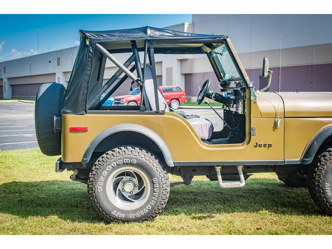 1978 Jeep CJ5 (CC-1265220) for sale in O'Fallon, Illinois