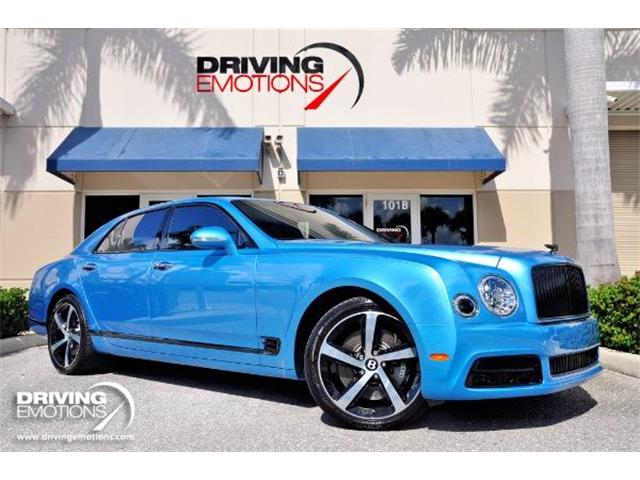 2018 Bentley Mulsanne Speed (CC-1265221) for sale in West Palm Beach, Florida