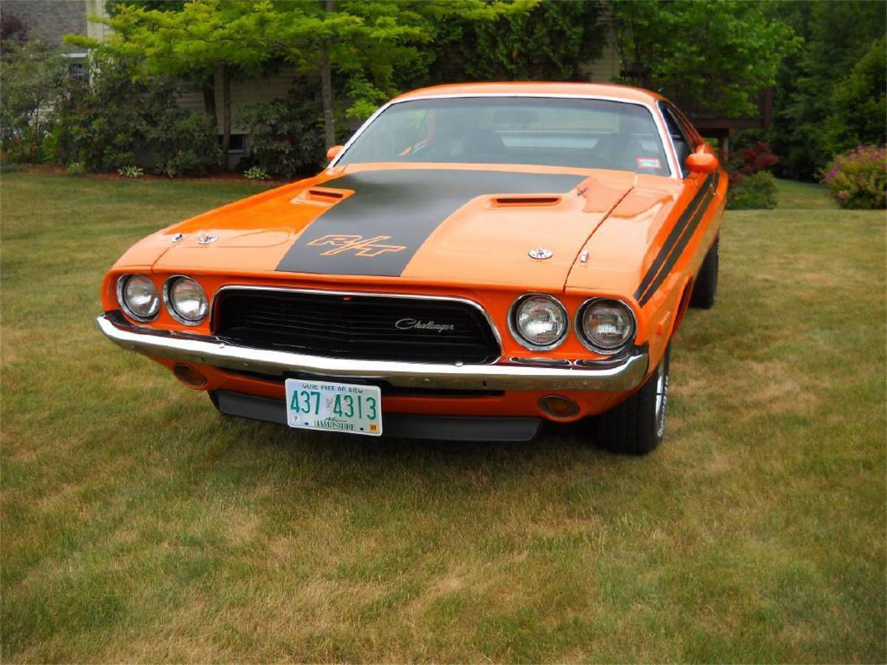 for sale 1973 dodge challenger in west pittston, pennsylvania cars - pittston, pa at geebo