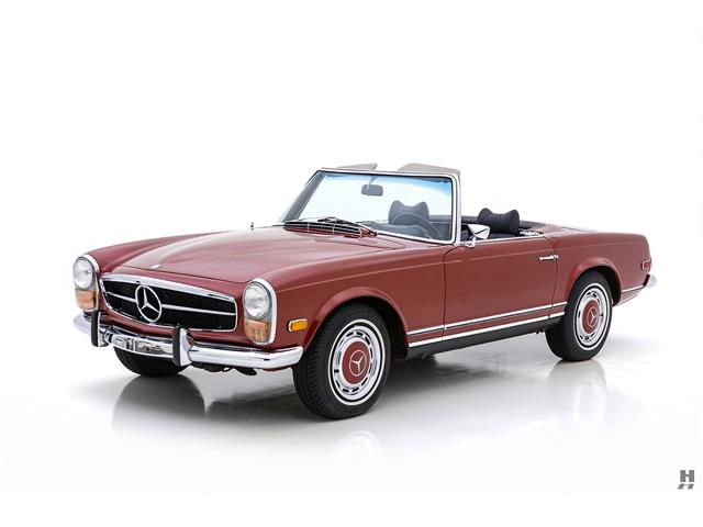1971 Mercedes-Benz 280SL (CC-1265229) for sale in Saint Louis, Missouri