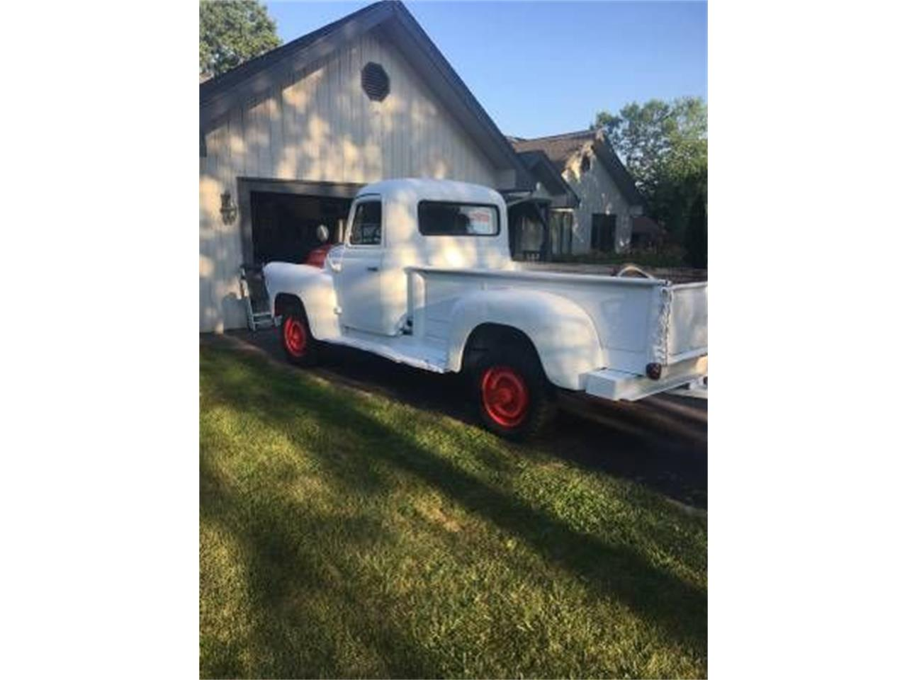 1957 International Pickup (CC-1260523) for sale in Cadillac, Michigan