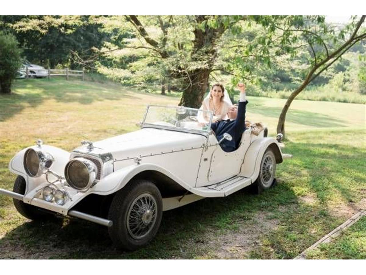 1937 Jaguar Convertible (CC-1260053) for sale in Cadillac, Michigan