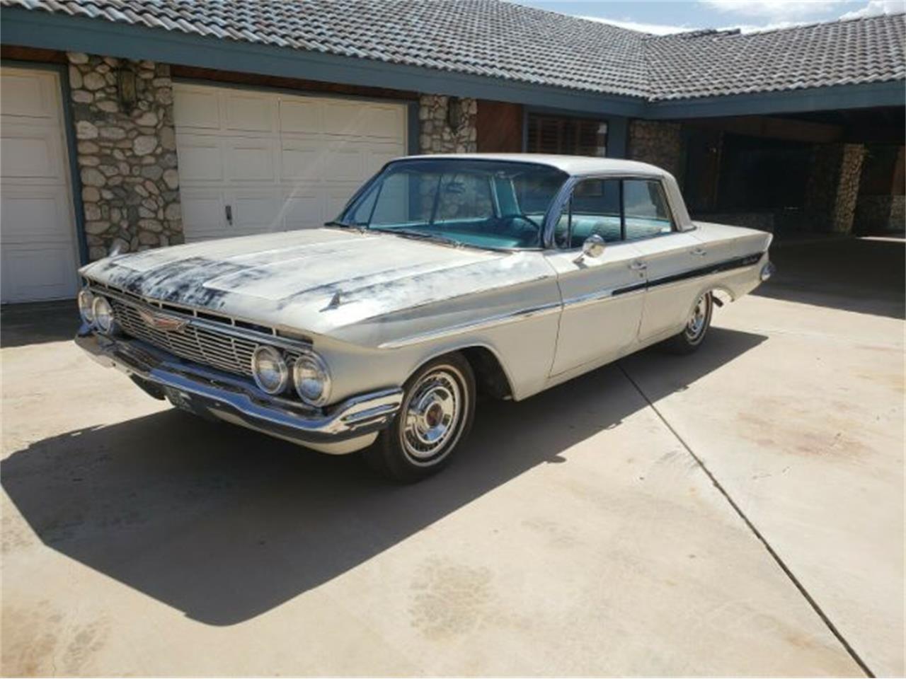 1961 Chevrolet Impala (CC-1260530) for sale in Cadillac, Michigan