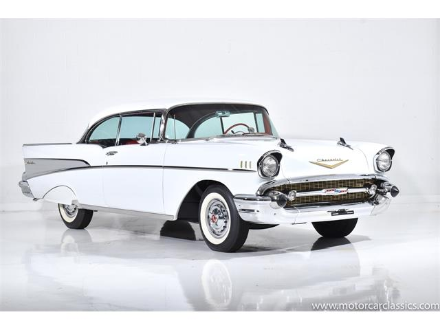 1957 Chevrolet Bel Air (CC-1265302) for sale in Farmingdale, New York