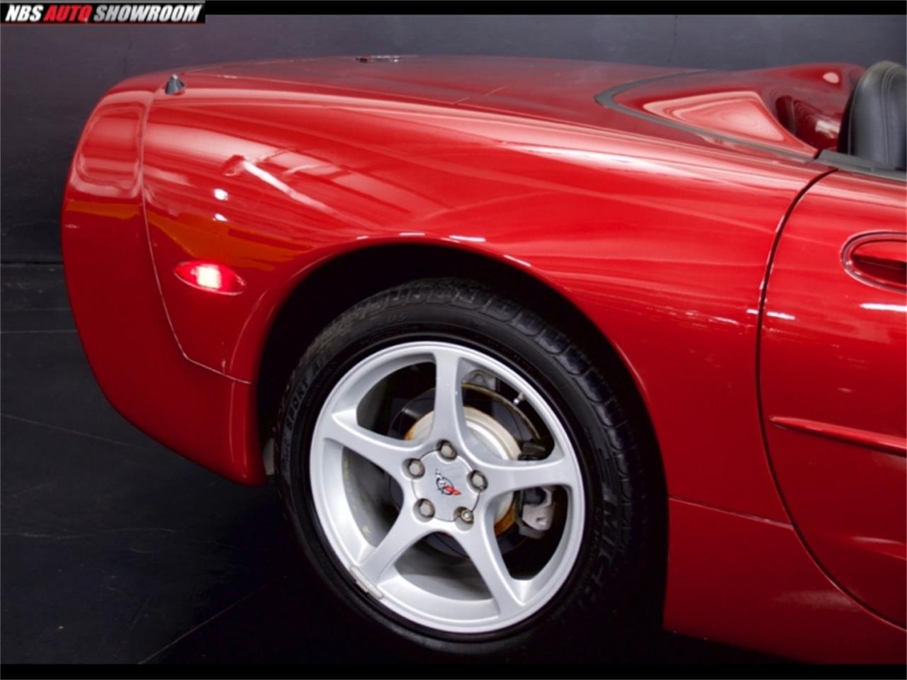 2001 Chevrolet Corvette (CC-1265309) for sale in Milpitas, California