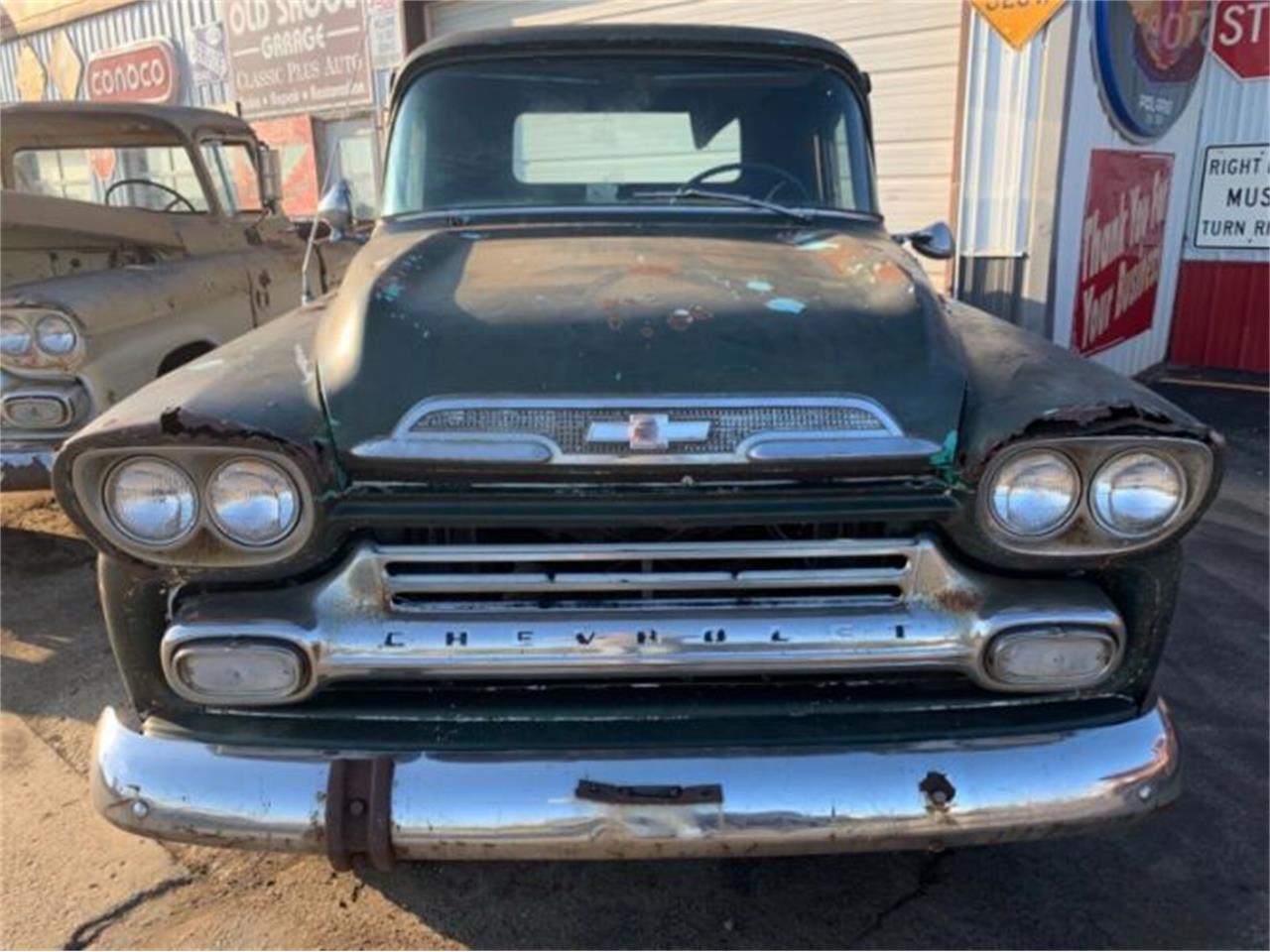 1959 Chevrolet 3100 (CC-1265326) for sale in Cadillac, Michigan