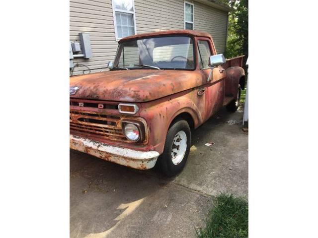 1966 Ford F100 (CC-1260535) for sale in Cadillac, Michigan