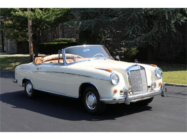 1958 Mercedes-Benz 220 (CC-1265352) for sale in Astoria, New York