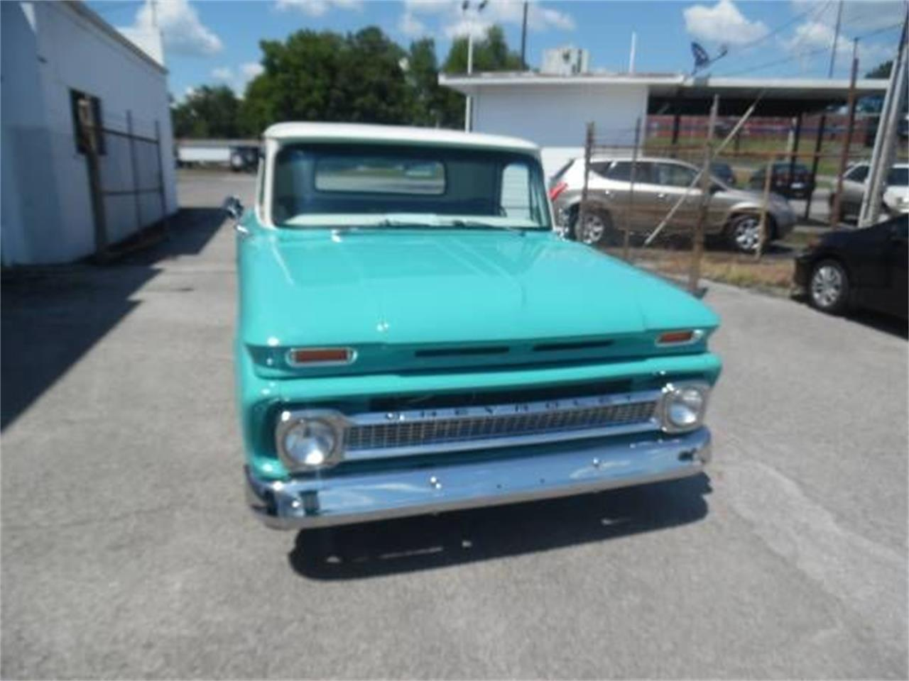 1966 Chevrolet C10 (CC-1260536) for sale in Cadillac, Michigan