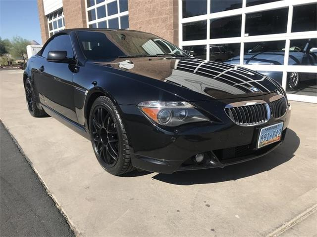 2006 BMW 6 Series (CC-1265365) for sale in Henderson, Nevada