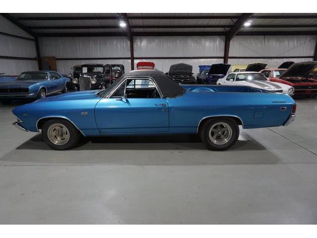 1969 Chevrolet El Camino (CC-1265366) for sale in Blanchard, Oklahoma
