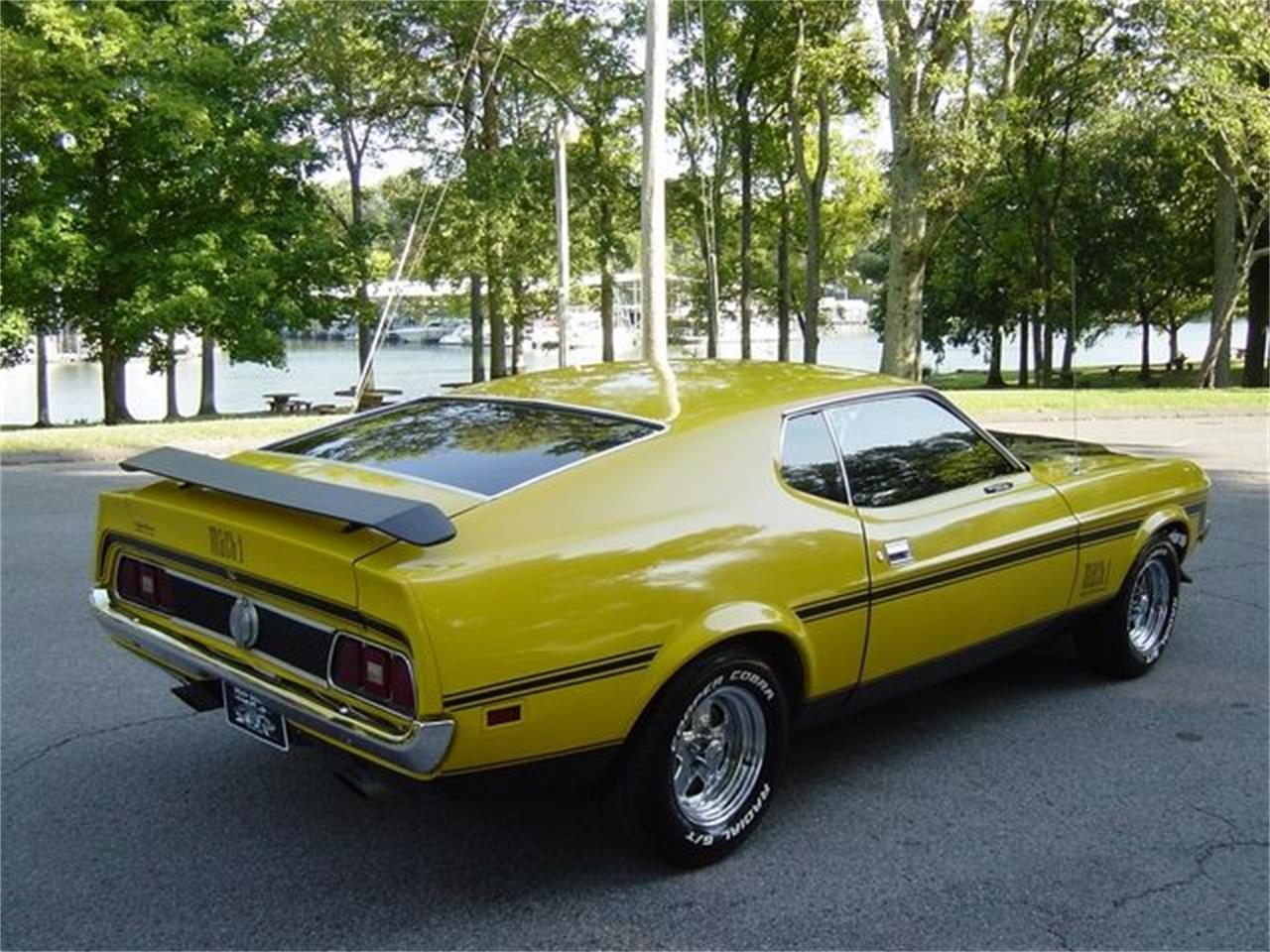 1972 Ford Mustang Mach 1 (CC-1265459) for sale in Hendersonville, Tennessee