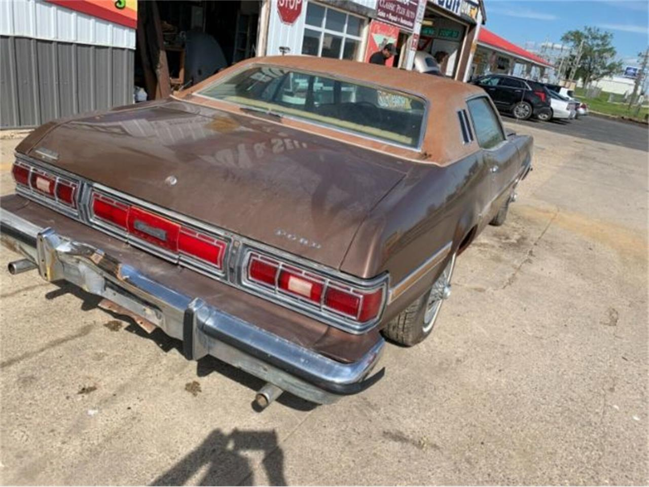 1974 Ford Torino (CC-1260546) for sale in Cadillac, Michigan