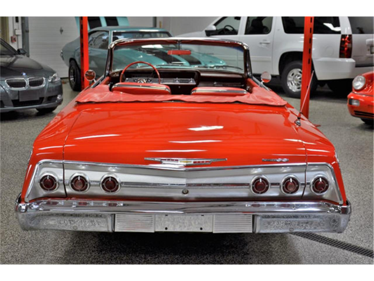 1962 Chevrolet Impala SS (CC-1265468) for sale in Plainfield, Illinois