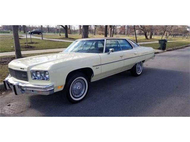 1976 Chevrolet Impala (CC-1260548) for sale in Cadillac, Michigan