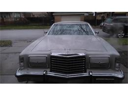 1978 Ford Thunderbird (CC-1260549) for sale in Cadillac, Michigan