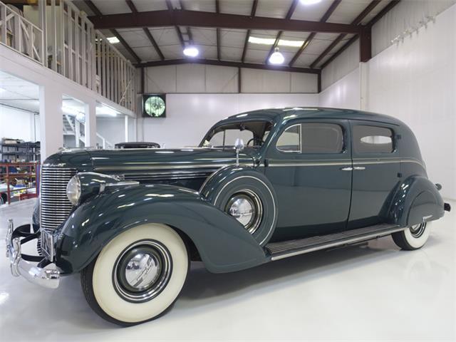 1938 Chrysler Imperial (CC-1265492) for sale in Saint Louis, Missouri