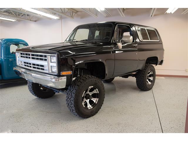 1988 Chevrolet Blazer (CC-1265499) for sale in SUDBURY, Ontario