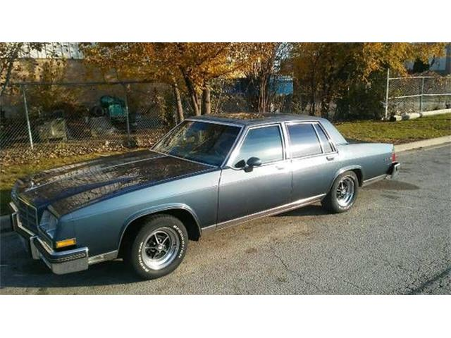 1983 Buick LeSabre (CC-1260551) for sale in Cadillac, Michigan