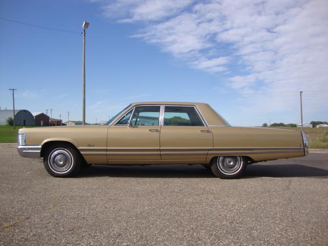 1968 Chrysler Imperial (CC-1265515) for sale in Milbank, South Dakota