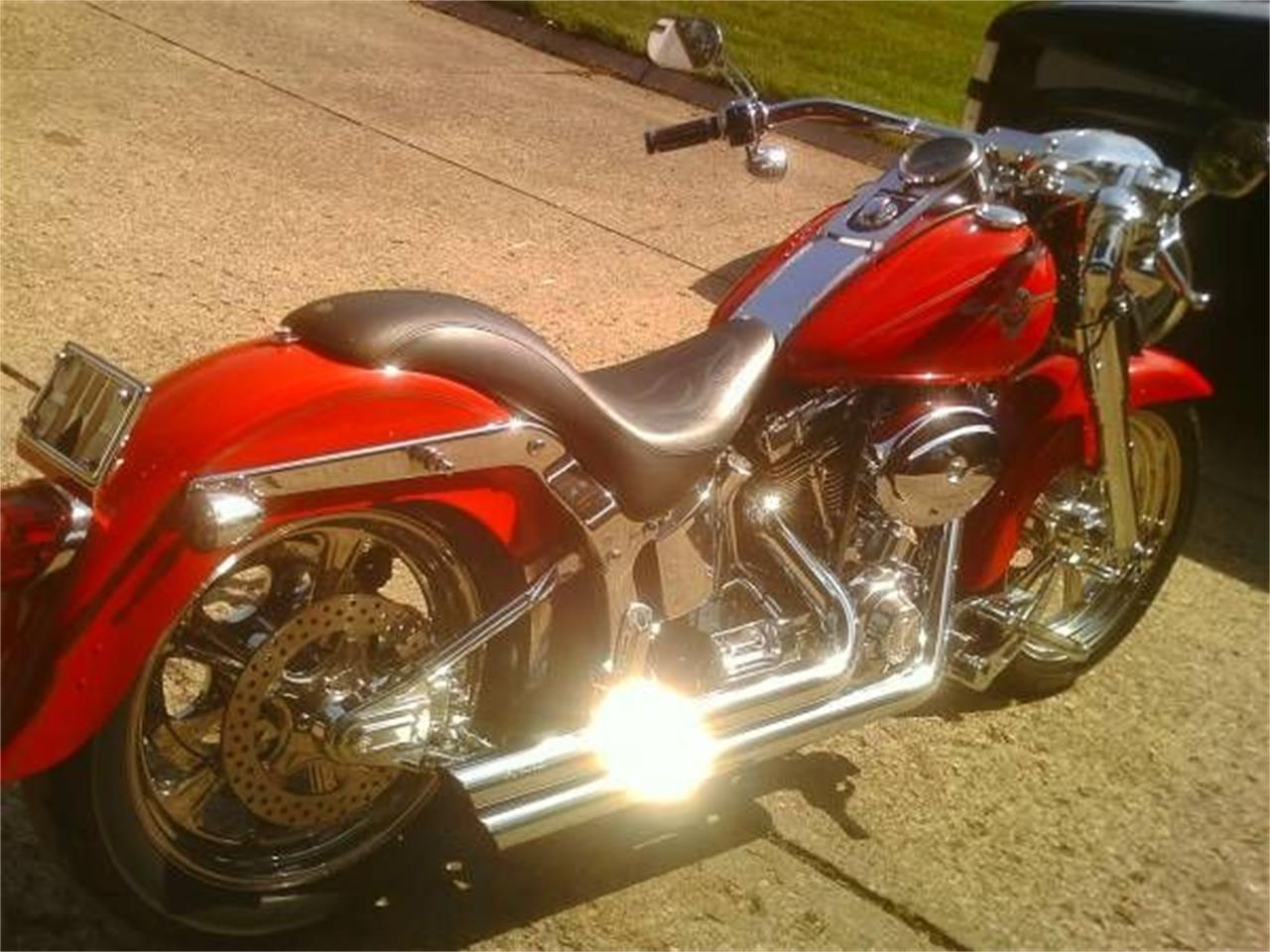 2002 Harley-Davidson Fat Boy (CC-1260552) for sale in Cadillac, Michigan