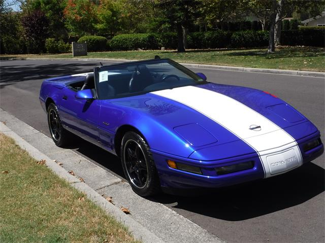 1996 Chevrolet Corvette C4 (CC-1265523) for sale in Danville, California
