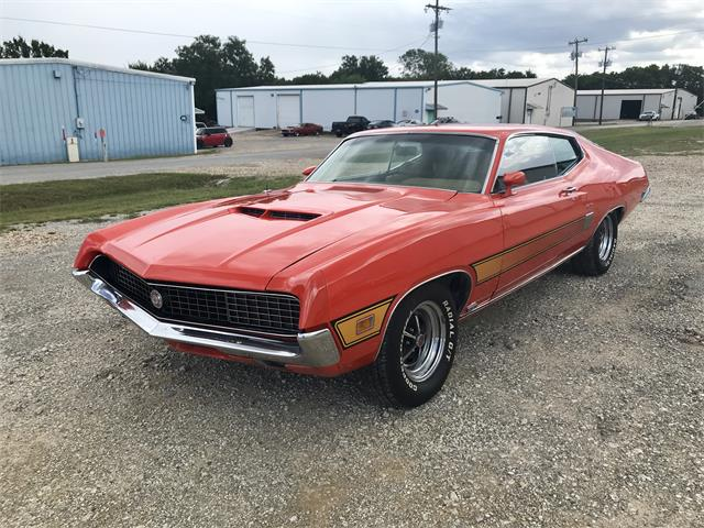 1970 Ford Torino (CC-1265526) for sale in Sherman, Texas