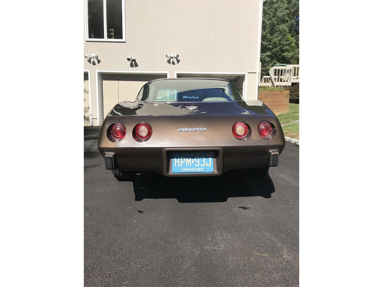 1978 Chevrolet Corvette (CC-1265530) for sale in Morristown , New Jersey