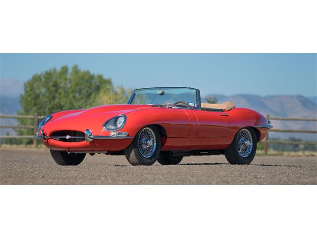 1967 Jaguar XKE (CC-1265534) for sale in Englewood, Colorado