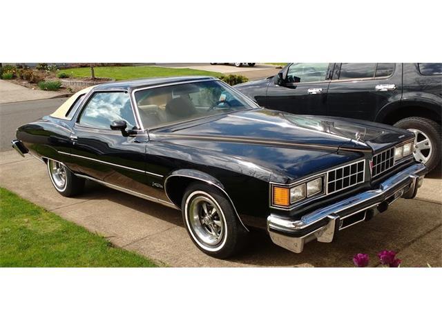 1977 Pontiac LeMans (CC-1265536) for sale in Woodburn, Oregon