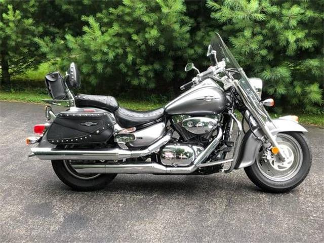 2007 Suzuki Motorcycle (CC-1260554) for sale in Cadillac, Michigan