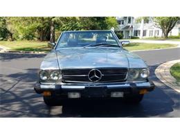 1982 Mercedes-Benz 380SL (CC-1260556) for sale in Cadillac, Michigan