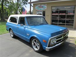 1972 GMC Jimmy (CC-1265560) for sale in Goodrich, Michigan