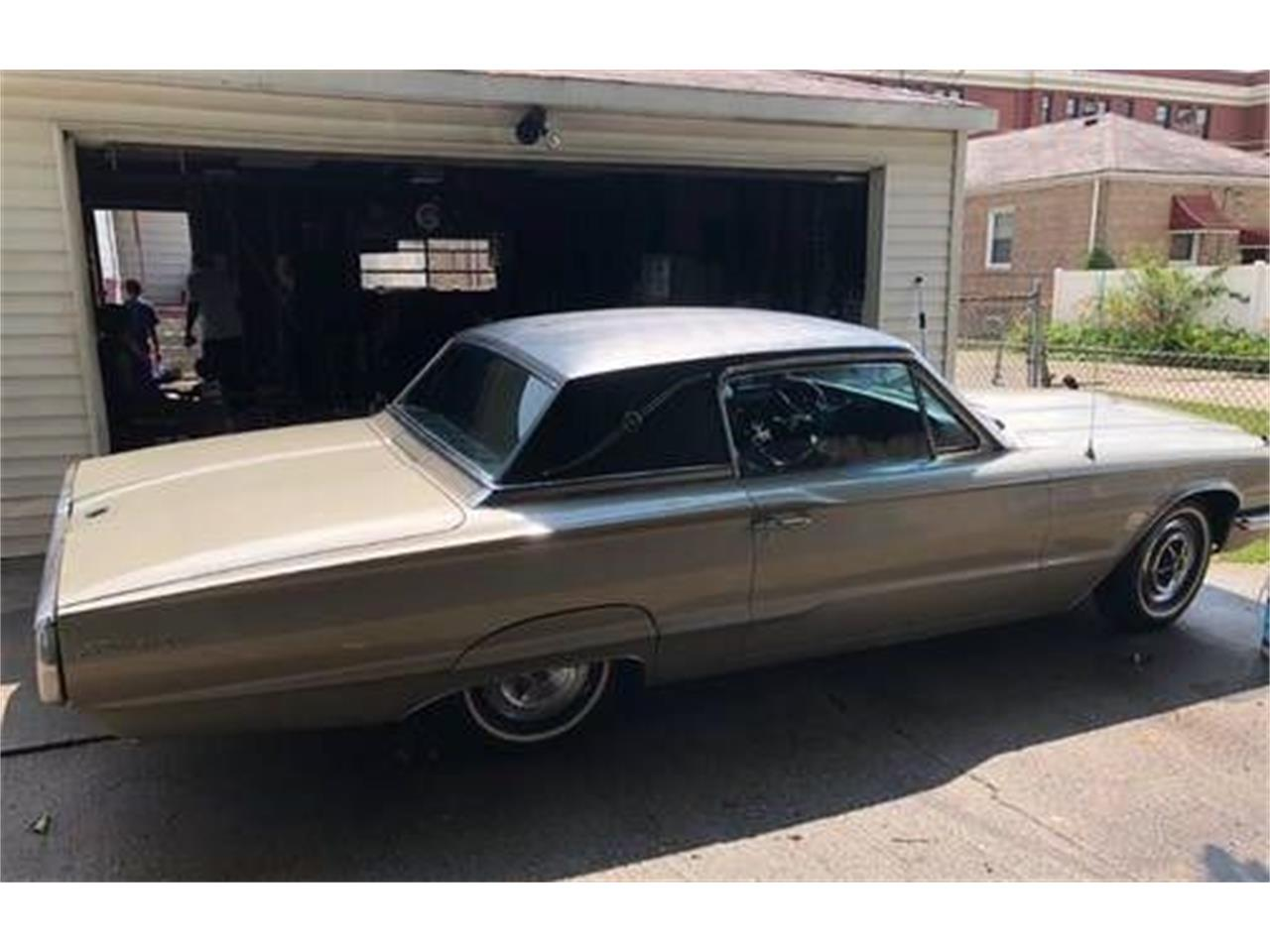 1966 Ford Thunderbird (CC-1260557) for sale in Cadillac, Michigan