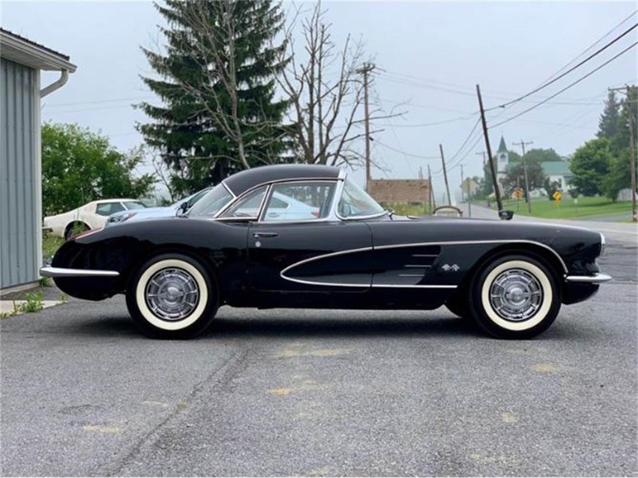 1959 Chevrolet Corvette (CC-1260558) for sale in Cadillac, Michigan