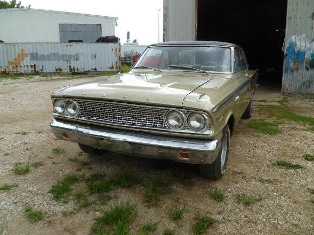 1963 Ford Fairlane (CC-1265599) for sale in Long Island, New York