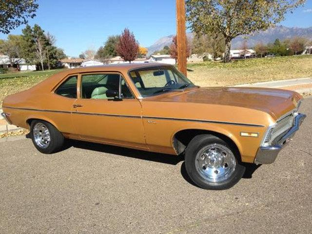1972 Chevrolet Nova (CC-1265620) for sale in Long Island, New York