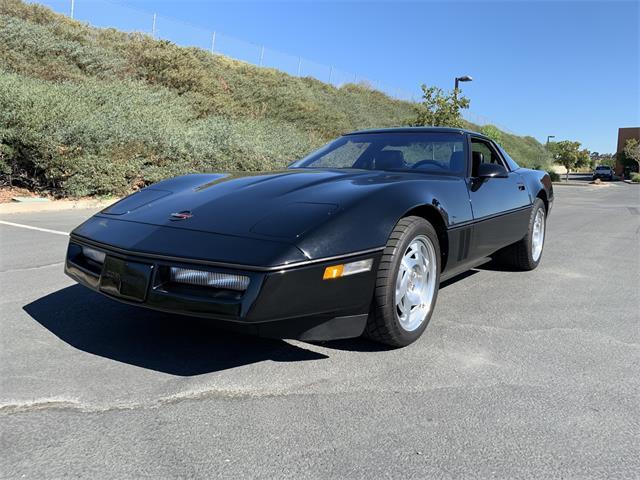 1990 Chevrolet Corvette (CC-1265629) for sale in Fairfield, California