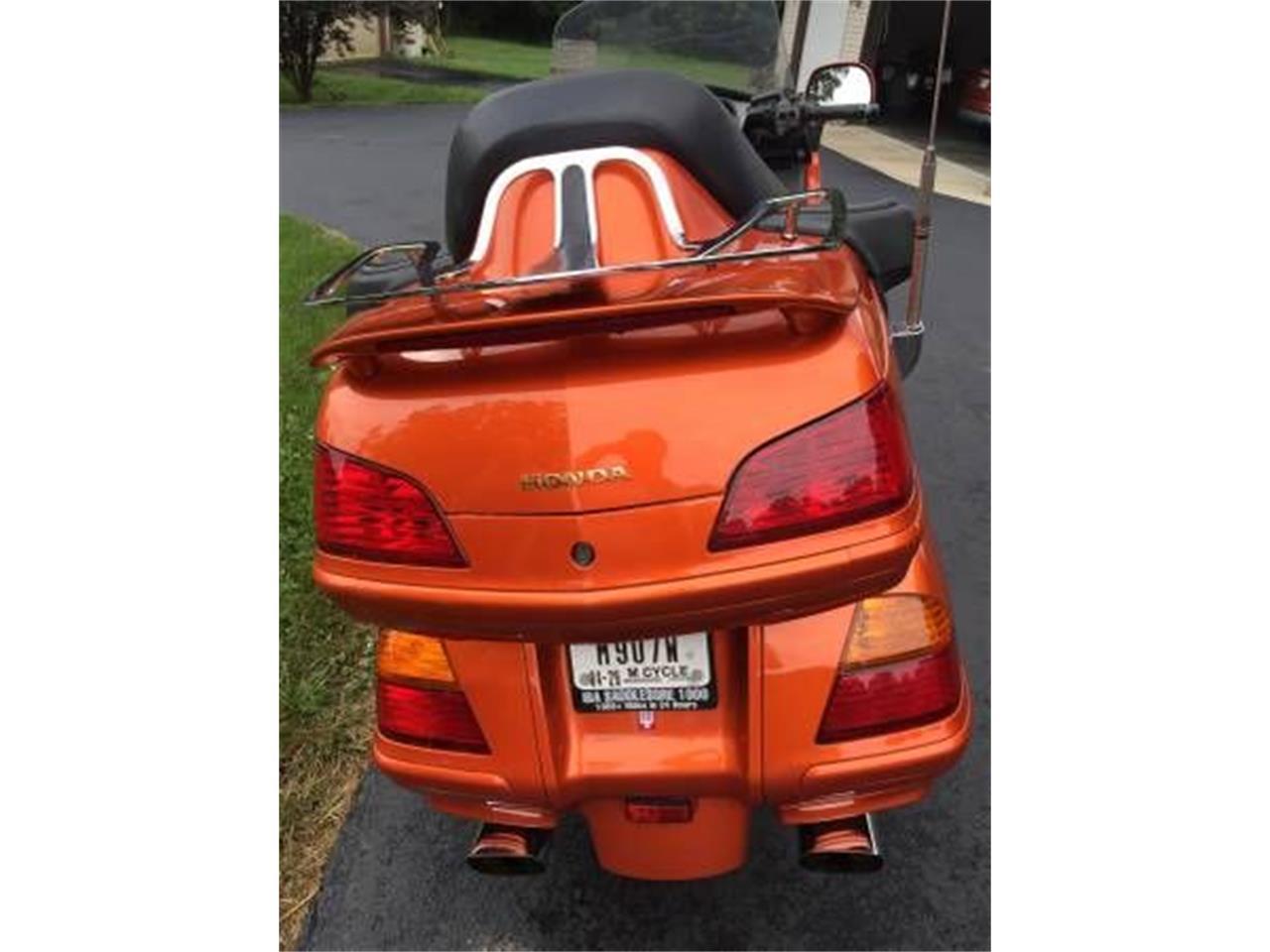 2002 Honda Goldwing (CC-1260563) for sale in Cadillac, Michigan