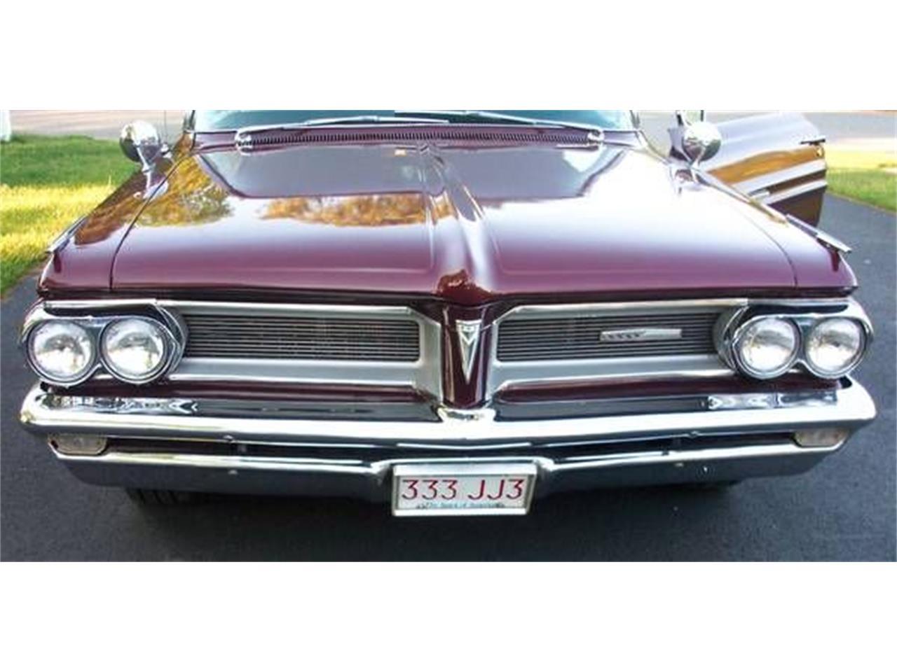 1962 Pontiac Grand Prix (CC-1260565) for sale in Cadillac, Michigan