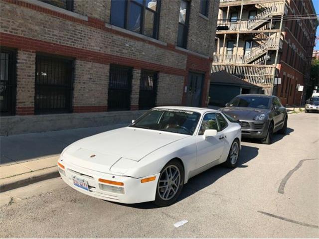 1987 Porsche 944 (CC-1260568) for sale in Cadillac, Michigan