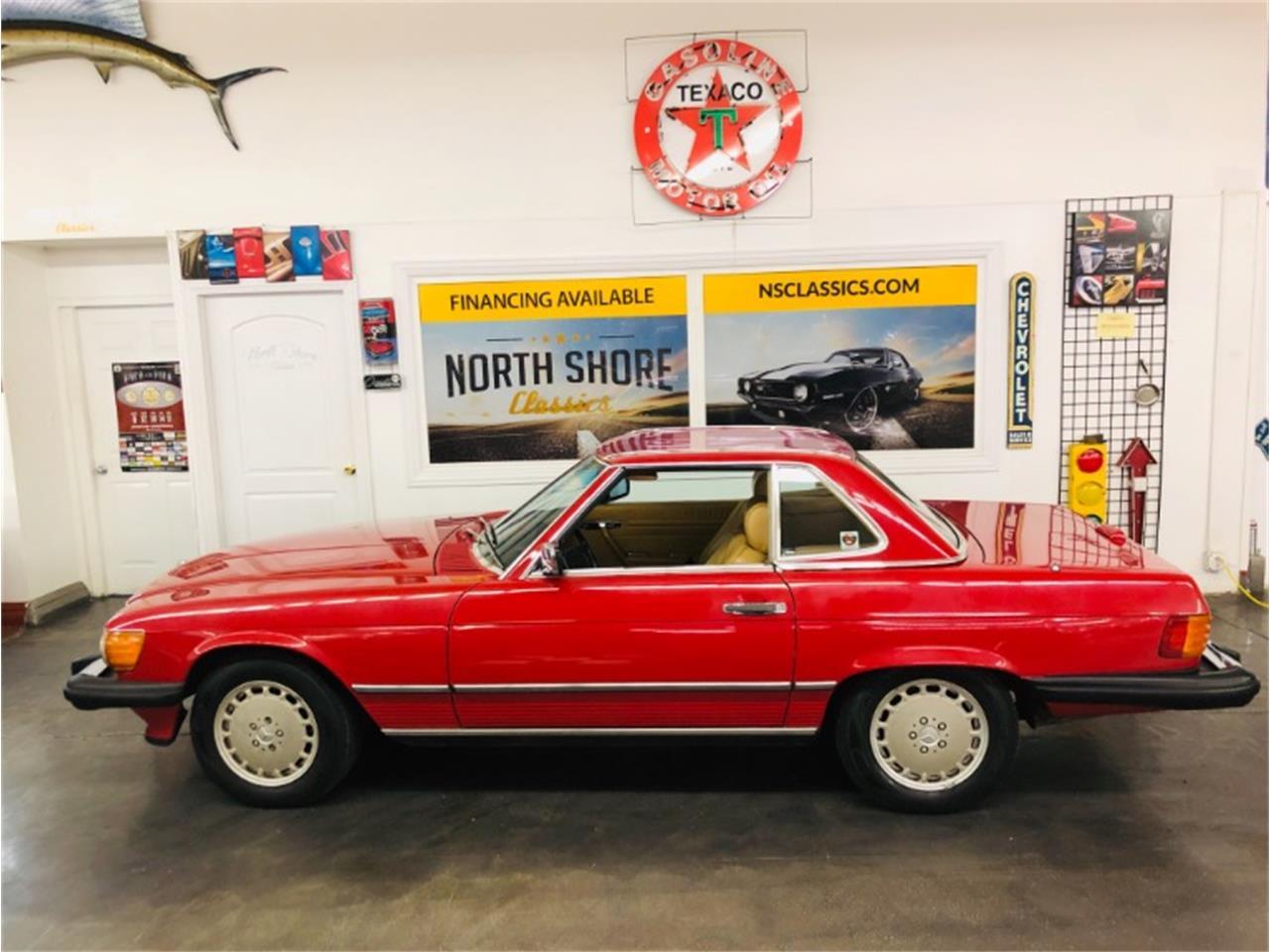 1988 Mercedes-Benz 560 (CC-1265685) for sale in Mundelein, Illinois