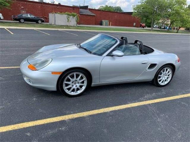 2000 Porsche Boxster (CC-1260569) for sale in Cadillac, Michigan