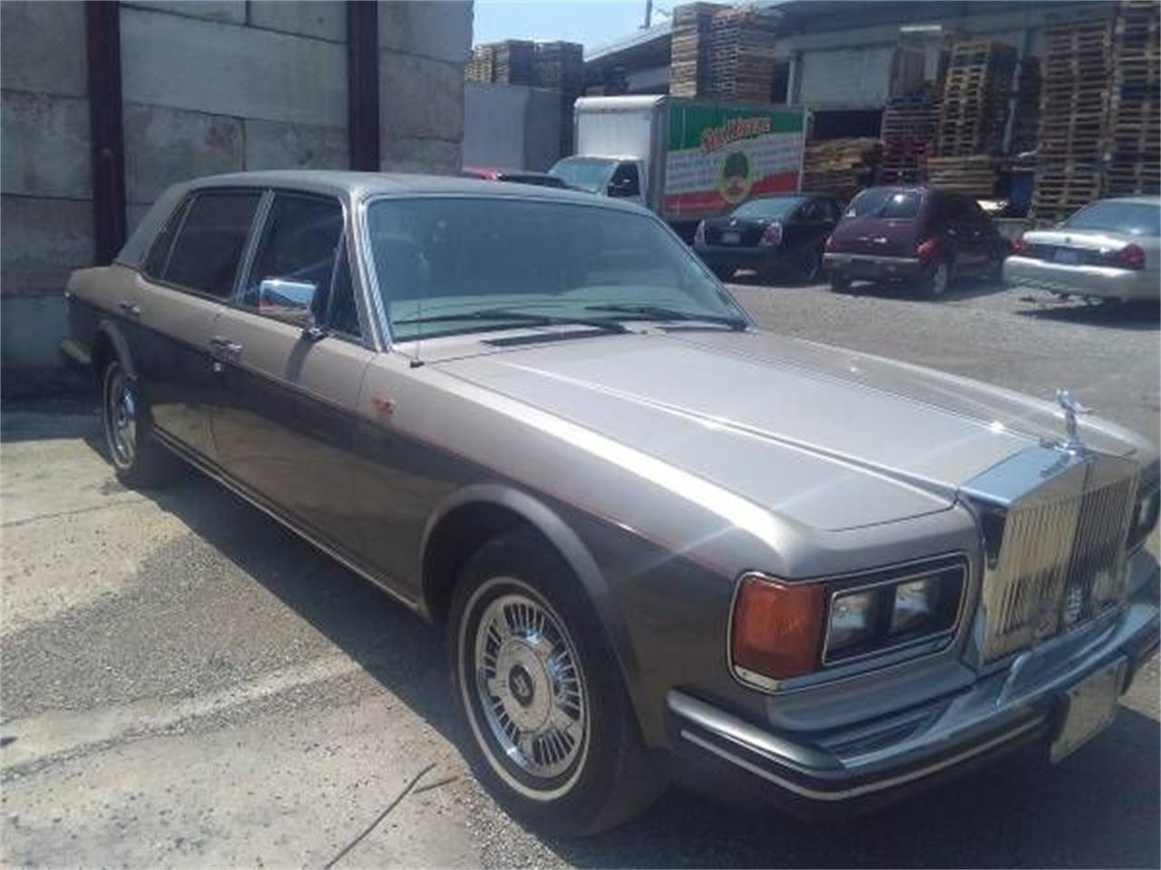 1985 Rolls-Royce Silver Spur (CC-1260570) for sale in Cadillac, Michigan