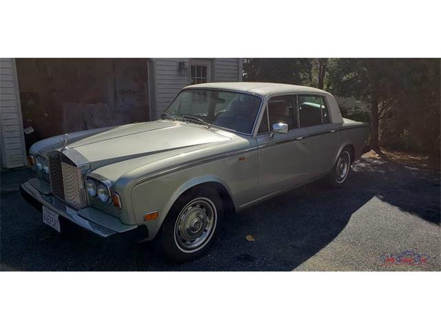 1977 Rolls-Royce Silver Shadow (CC-1265724) for sale in Hiram, Georgia