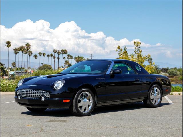 2002 Ford Thunderbird (CC-1265726) for sale in Marina Del Rey, California