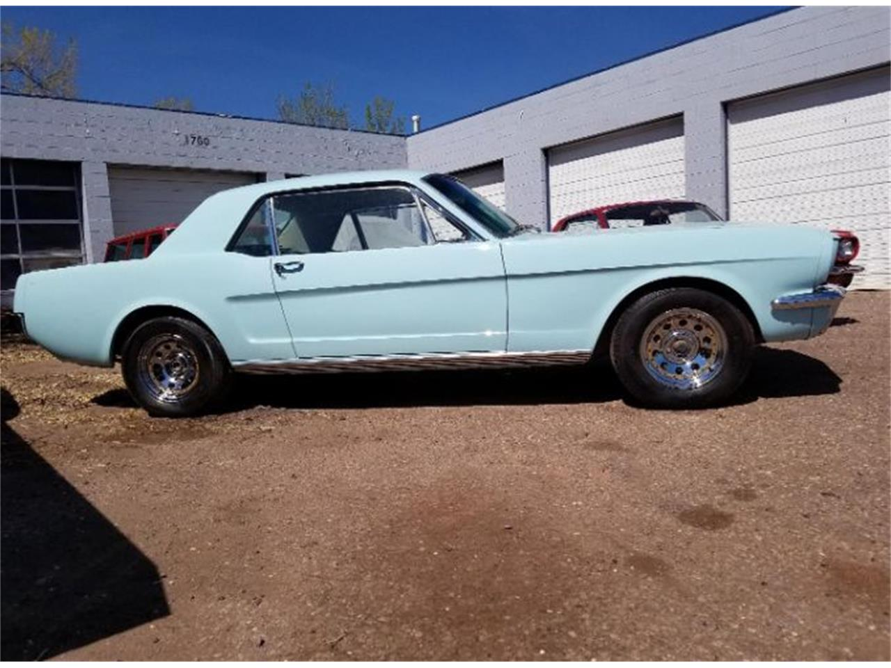 1966 Ford Mustang (CC-1265746) for sale in Cadillac, Michigan