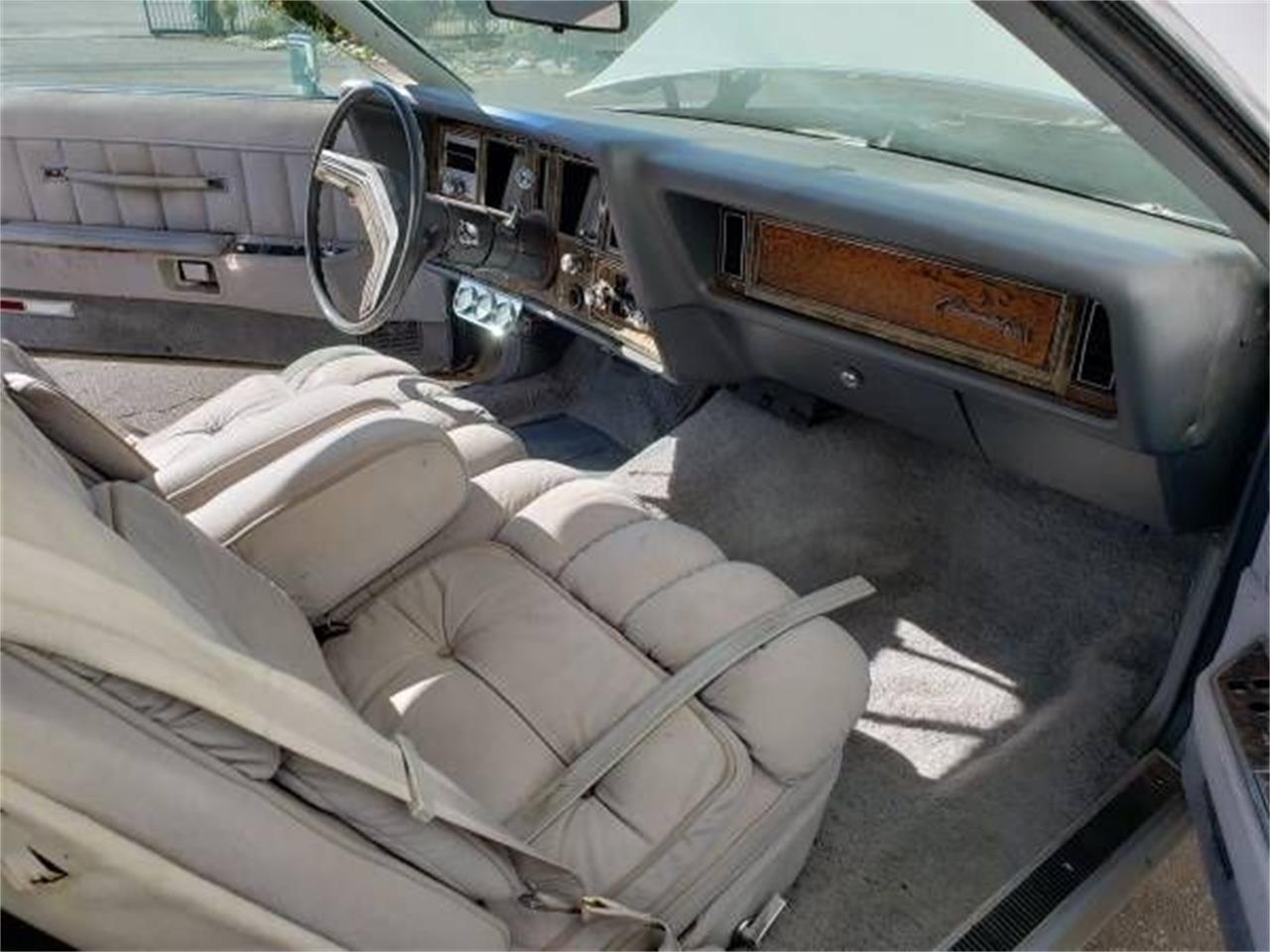 1977 Lincoln Continental (CC-1265757) for sale in Cadillac, Michigan